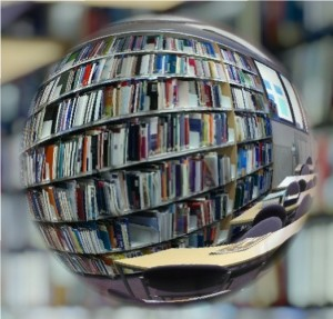 Library Twitter photo